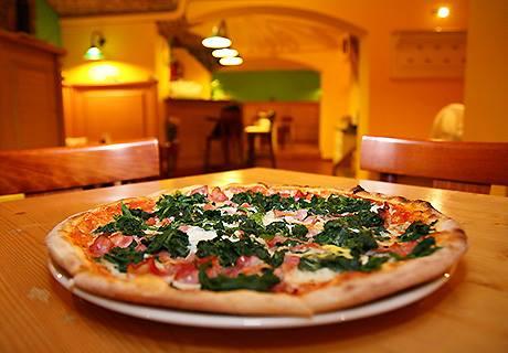 Pizzerie Praha 3